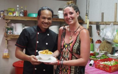 Le curry khmer, en direct du Cambodge !