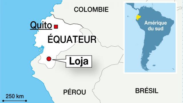 Tremblement de terre à Quinto