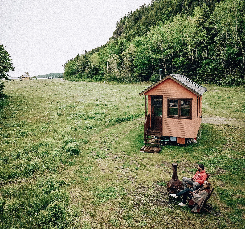 tiny house au quebec