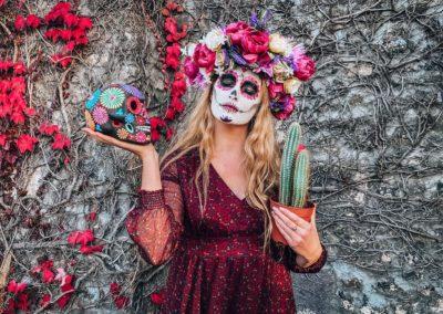 Où fêter El Dia de los Muertos au Mexique ?