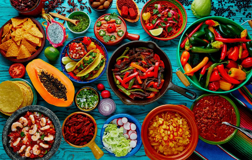 Tour du monde culinaire à domicile