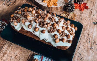 Carrot cake anglo-saxon