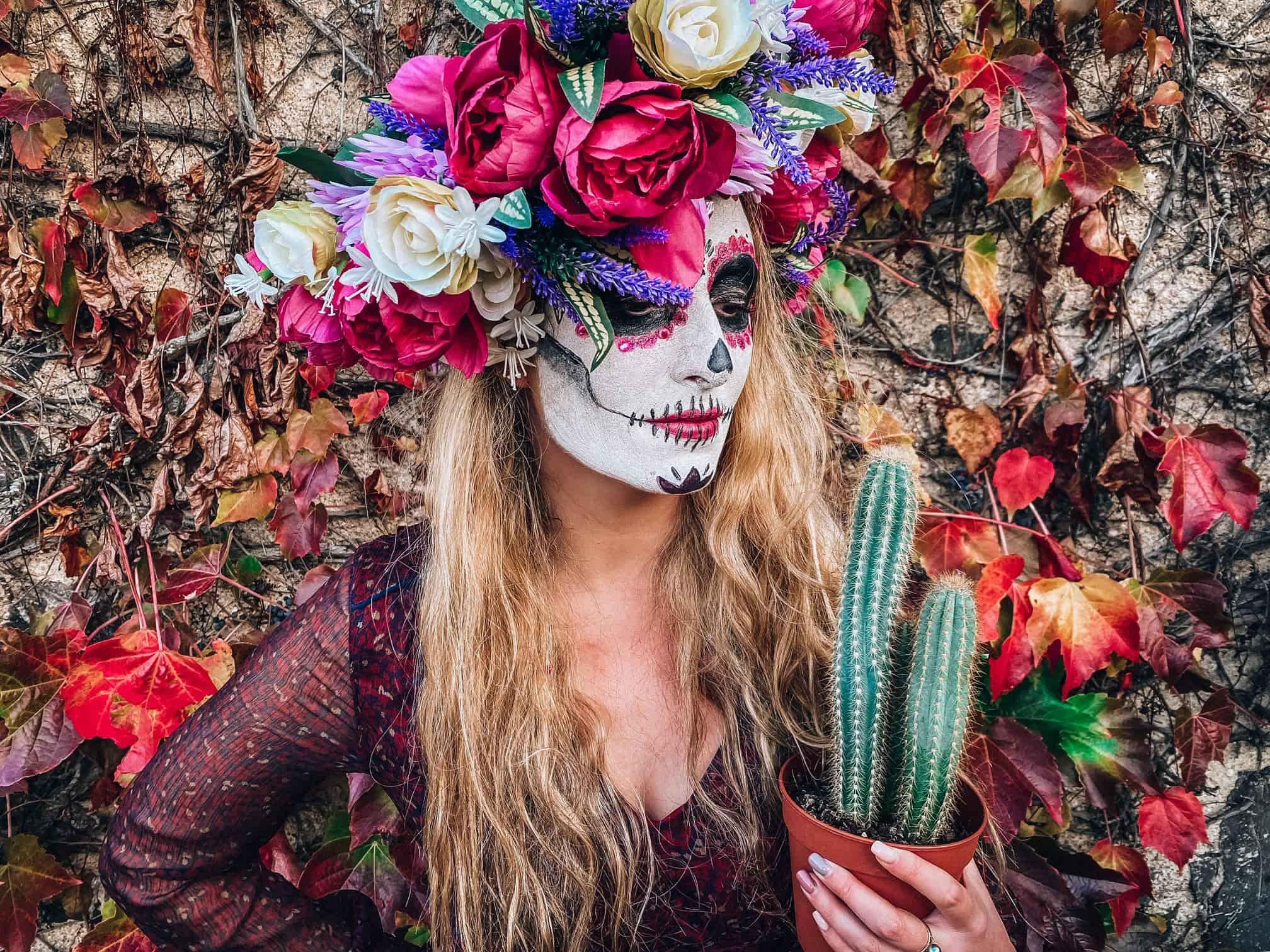 dia de los muertos au Mexique