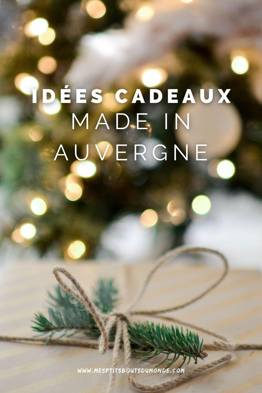 meilleurs cadeaux Auvergne