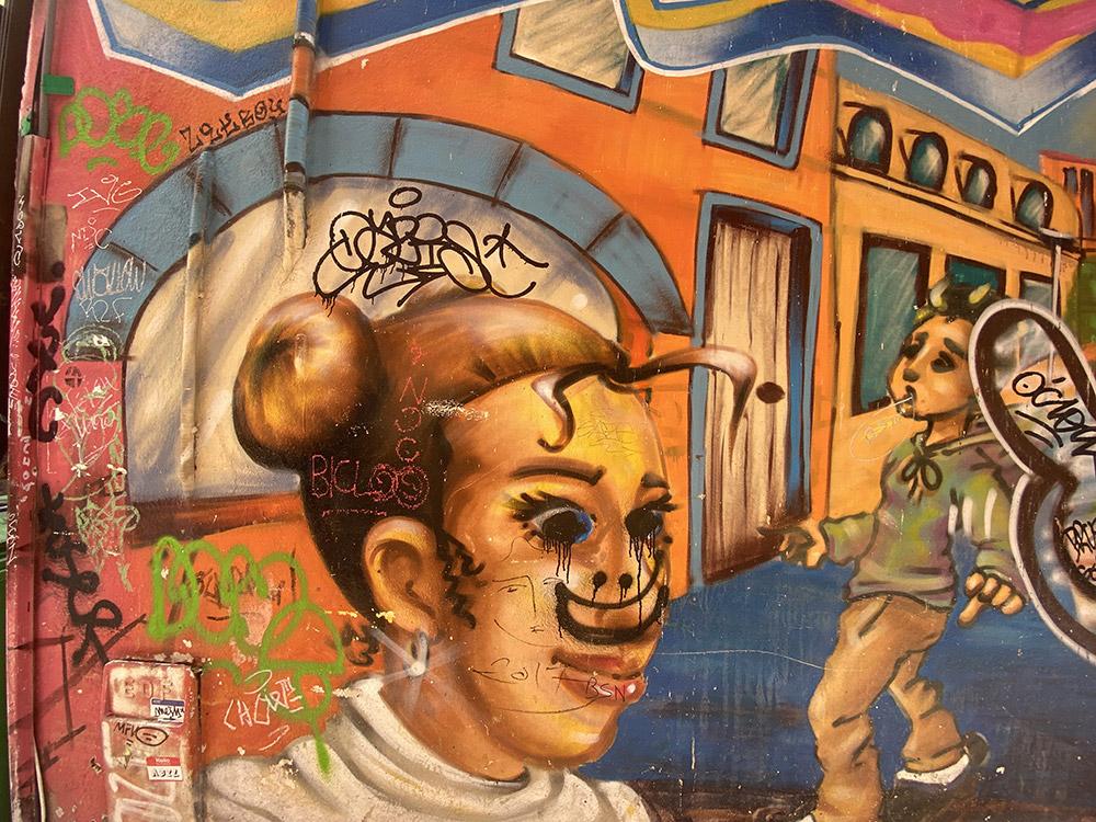 street art clermont