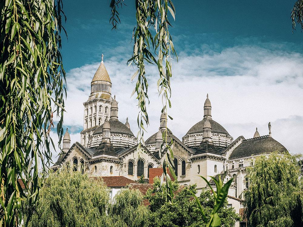 cathedrale saint front perigueux