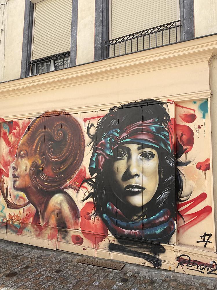 parcours street art clermont ferrand