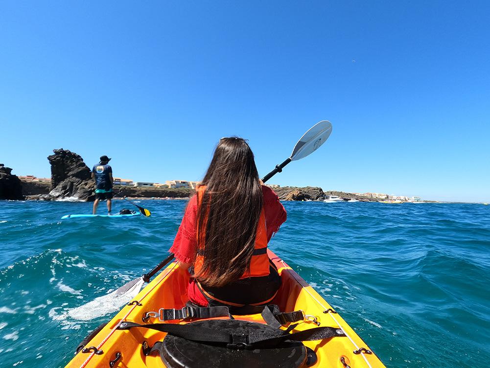 kayak cap d'agde