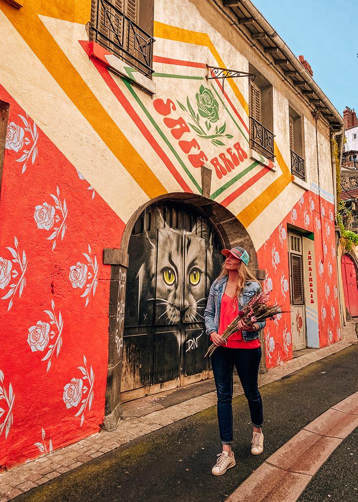 graff street art clermont ferrand