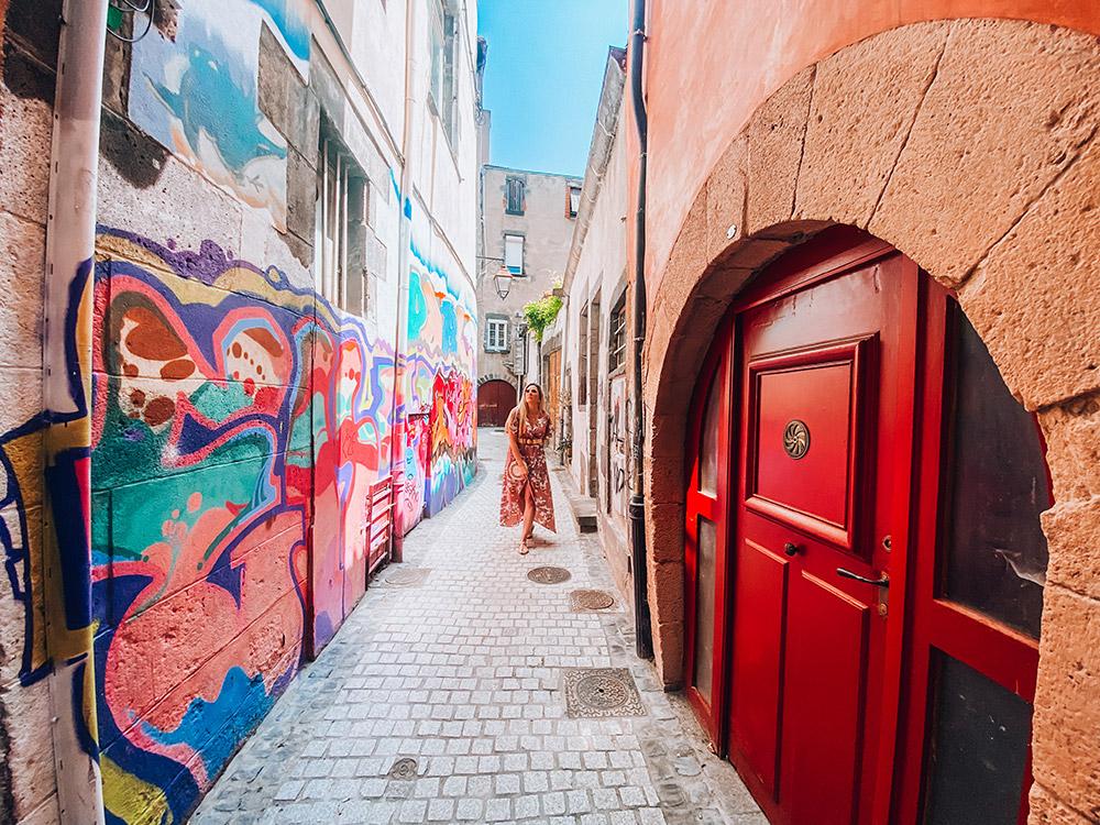 parcours such'art clermont ferrand street art