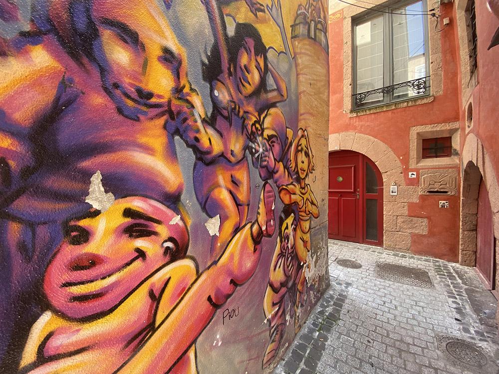 street art clermont ferrand