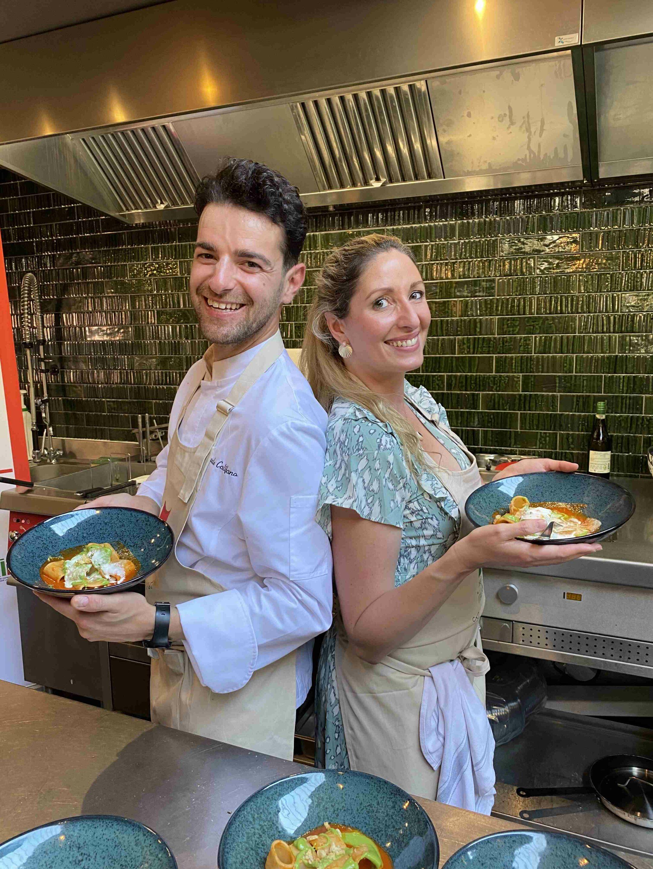 masterclass cuisine italienne